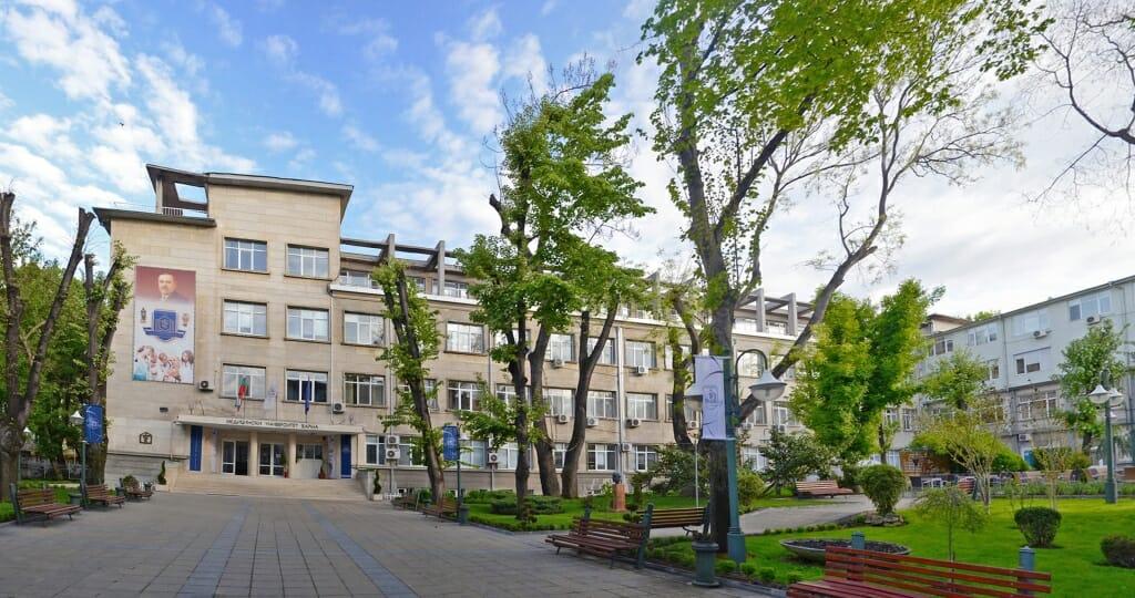Medizinstudium in Varna