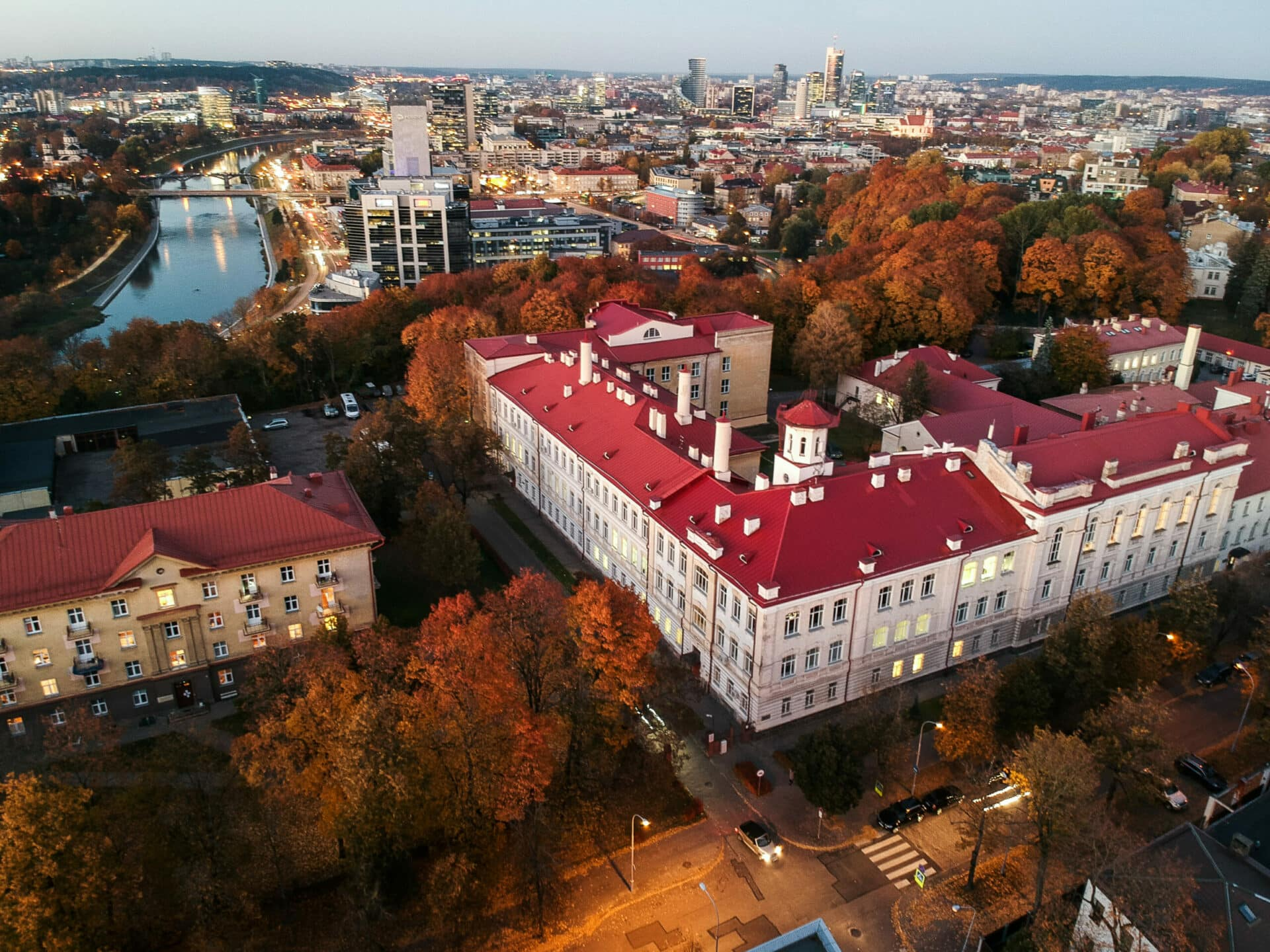 Medizinstudium in Vilnius