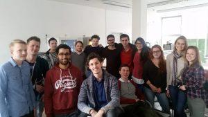 Medizinstudenten Vilnius