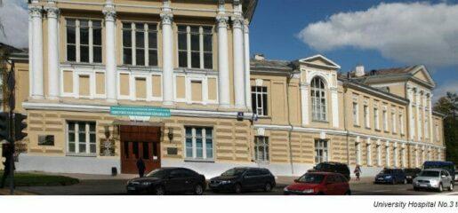 Medizinstudium in Moskau