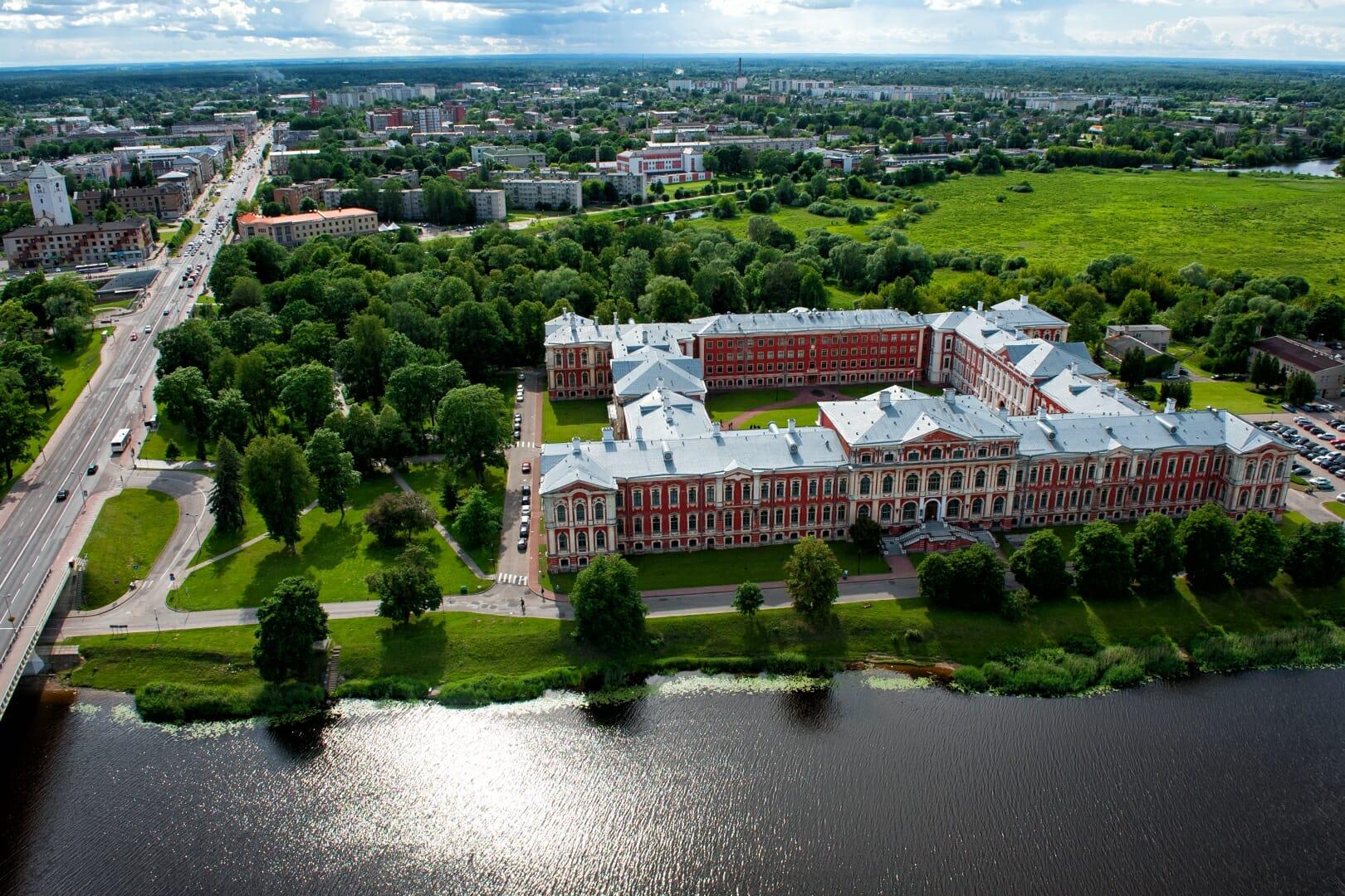 Tiermedizinstudium in Jelgava